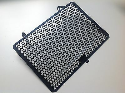 Yamaha Tracer Radiator Guard, Rad Cover 2015 on. Stainless Steel.