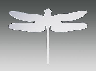 Dragonfly acrylic mirror,  childs bedroom / playroom wall shatterproof