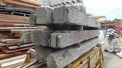 Recycled redgum fence posts Approx 200x200x2.4m $300ea = $125mt