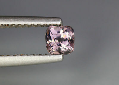 0.48 Cts_Wow !! Great Stunning Stone_100 % Natural Unheated Gray Pink Spinel