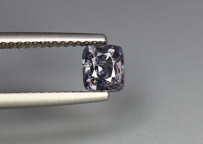 0.73 Cts_Wow !! Great Stunning Stone_100 % Natural Unheated Burmesh Gray Spinel