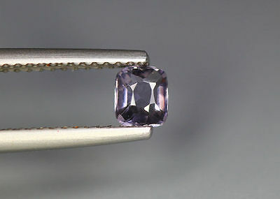 0.43 Cts_Wow !! Great Stunning Stone_100 % Natural Unheated Gray Pink Spinel