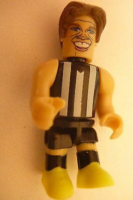 Afl 2016  Micro Figures Young Stars Darcy Moore Collingwood