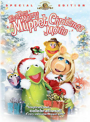 Its A Very Merry Muppet Christmas Movie (DVD, Special Edition) NEW
