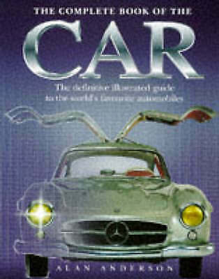 Ultimate Book of the Car by Alan Anderson (Hardback, 1997)