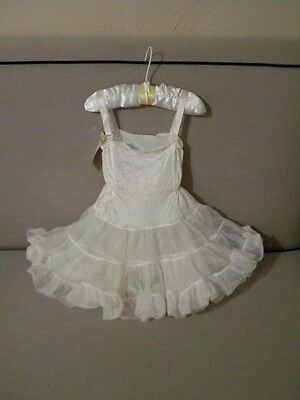 NOS Vintage Girl's Petticoat Size 4 NWT