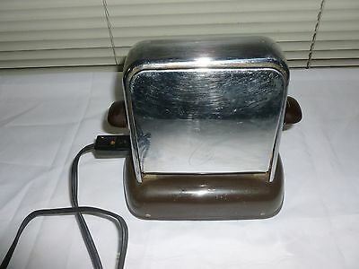 "Vintage: ""KWIK/WAY Model 21-404 Double Flop Door Toaster - Working on all Coils!"