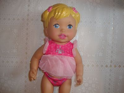 Little Mommy 2011 Princess and The Potty Doll, with Original Dress ...12.99