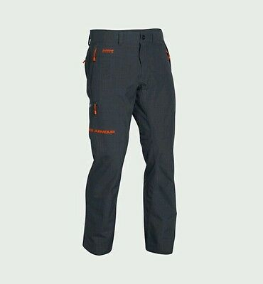 Under Armour Men's UA Storm Admiral Waterproof Fishing Pants XL Stealth Gray