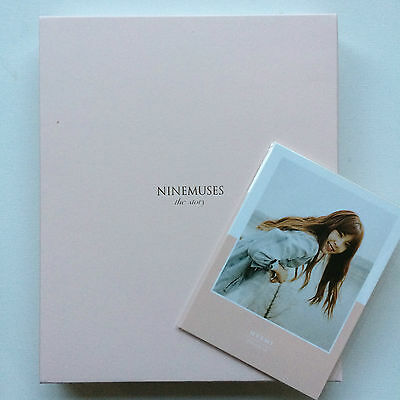 [Sealed] Nine Muses The Story Limited Edition Photobook [Charity Project/9Muses]