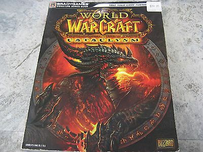 World of WarCraft Cataclysm Game Book 493 Pages