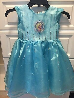 Disney Store Frozen Party Princess Dress