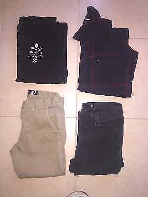 Mens Clothes Pack Sea Shepherd, RVCA, Nineteen 91, Industry - Small to Medium