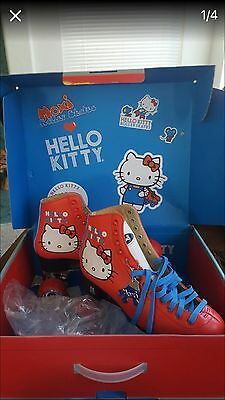 Hello Kitty Roller Skates Size 10