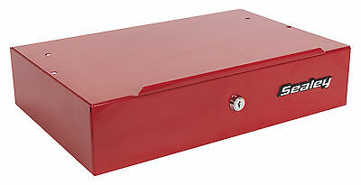 Sealey APLHT Side Cabinet for Long Handle Tools - Red