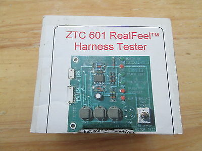 ZTC 601 DCC Harness tester complete boxed