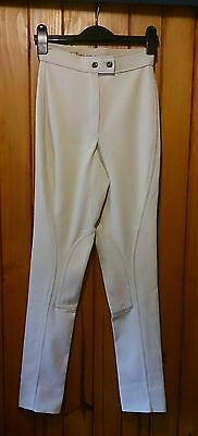 Ladies Show jodhpurs breeches 26R