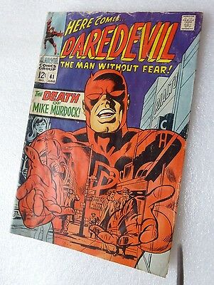 Daredevil 41 - Marvel Comics