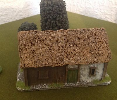 28mm Wargames Building - Dark Age House