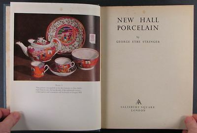 Antique New Hall Staffordshire Porcelain - Important 1949 Study