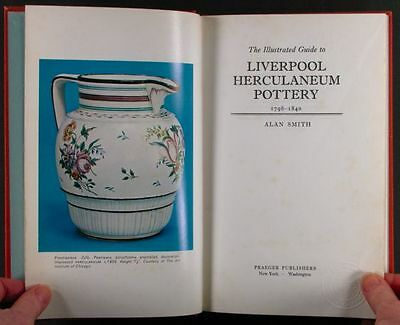 Antique English Liverpool Herculaneum Pottery + Potteries and Bone China