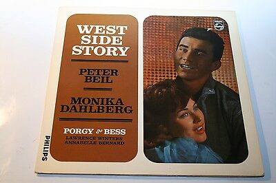 West Side Story / Porgy And Bess - LP FOC Peter Beil Monika Dahlberg