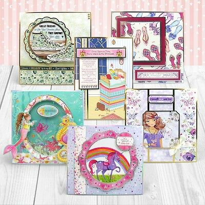 Hunkydory NEW PRINCECESS - COLLECTION - Card Making MEGA KIT - LAUNCH ( 3 for 1)