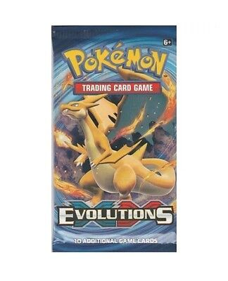 Pokemon Tcg - Xy12 Evolutions Booster Pack