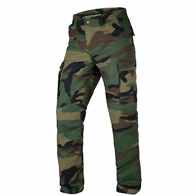 Pentagon BDU Gen. 2.0 US Woodland Hose Trouser Pants Ripstop Army Battle Uniform