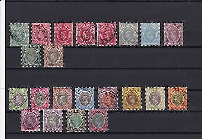 Southern Nigeria Early Used  Stamps  Ref R1298
