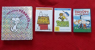 Das Große PEANUTS Buch incl PEANUTS 1960's &1970 DVD Collection