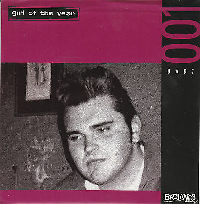 """Girl of the year-Let's go away for the weekend/Thank you, goodnight Badlands 7"""""""