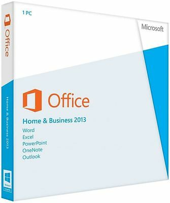 Microsoft Office Home and Business 2013 Windows + 8GB Bootable USB Flash Drive