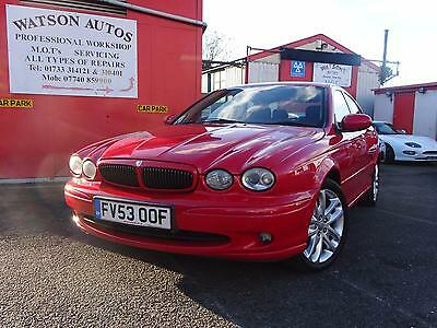 2003 Jaguar X-TYPE 2.5 V6 Sport Manual - FULL SERVICE HISTORY - 12 MONTH MOT