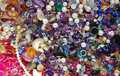 Huge Lot Of Breakout Gemstones Loose Stones From Scrap Gold 2900 Carats Sapphire