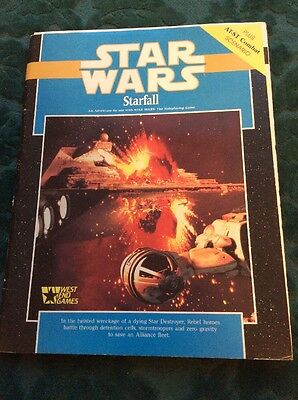 Star Wars: The Role Playing Game - Starfall