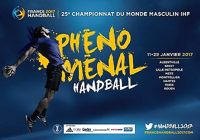 France 2017 coupe du monde Handball Semi-Final 2 : W QF3 vs W QF4