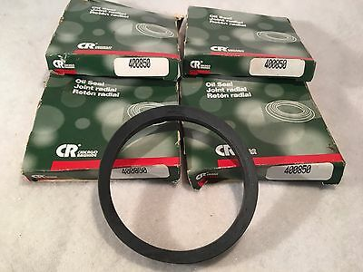 Chicago Rawhide Oil Seal 400850 (Lot of 4)
