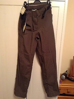 Ladies Lightweight Walking Trousers Size 12