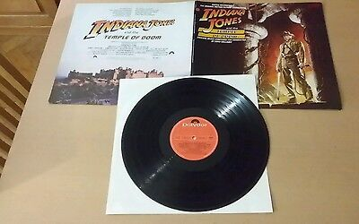 Vinile Sound Track: Indiana Jones And The Temple Of Doom