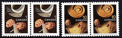 Canada 1999 Traditional Trades Used