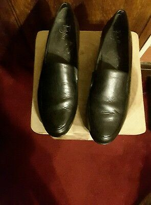 marks and spencer footglove shoes size 8 black
