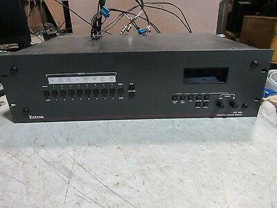 Extron ISS 408 Intergration Seamless Switcher FREE SHIPPING