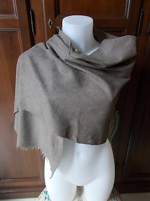 GUCCI ( made in Italy) Sciarpa Scarf VINTAGE SETA ( SILK) / LANA (WOOL)