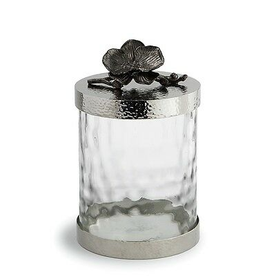 Michael Aram Black Orchid Canister Small $80