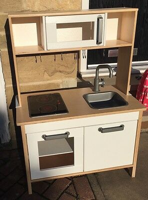 Childrens Ikea play kitchen and accessories