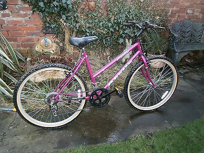 Apollo  Aquila ,ladies Mountain Bike .18 Inch Frame .