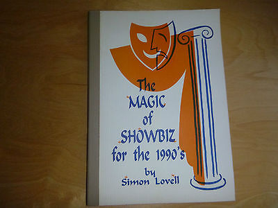 The Magic of Showbiz for the 1990's by Simon Lovell