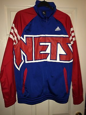 *M* BROOKLYN NETS Basketball NBA Tracksuit Top