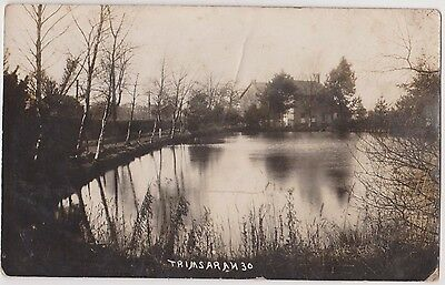 Rp Trimsaran , Real Photo , Posted  1911